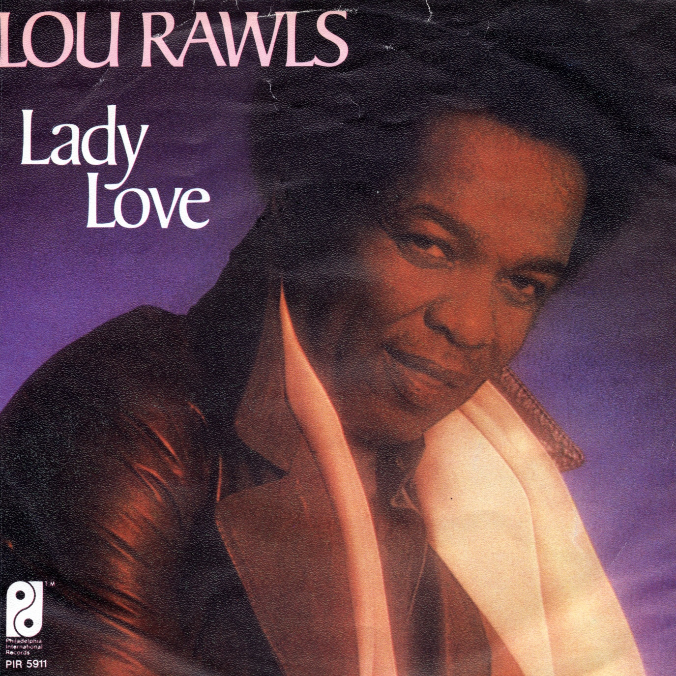 Cover: Lady love, Lou Rawls