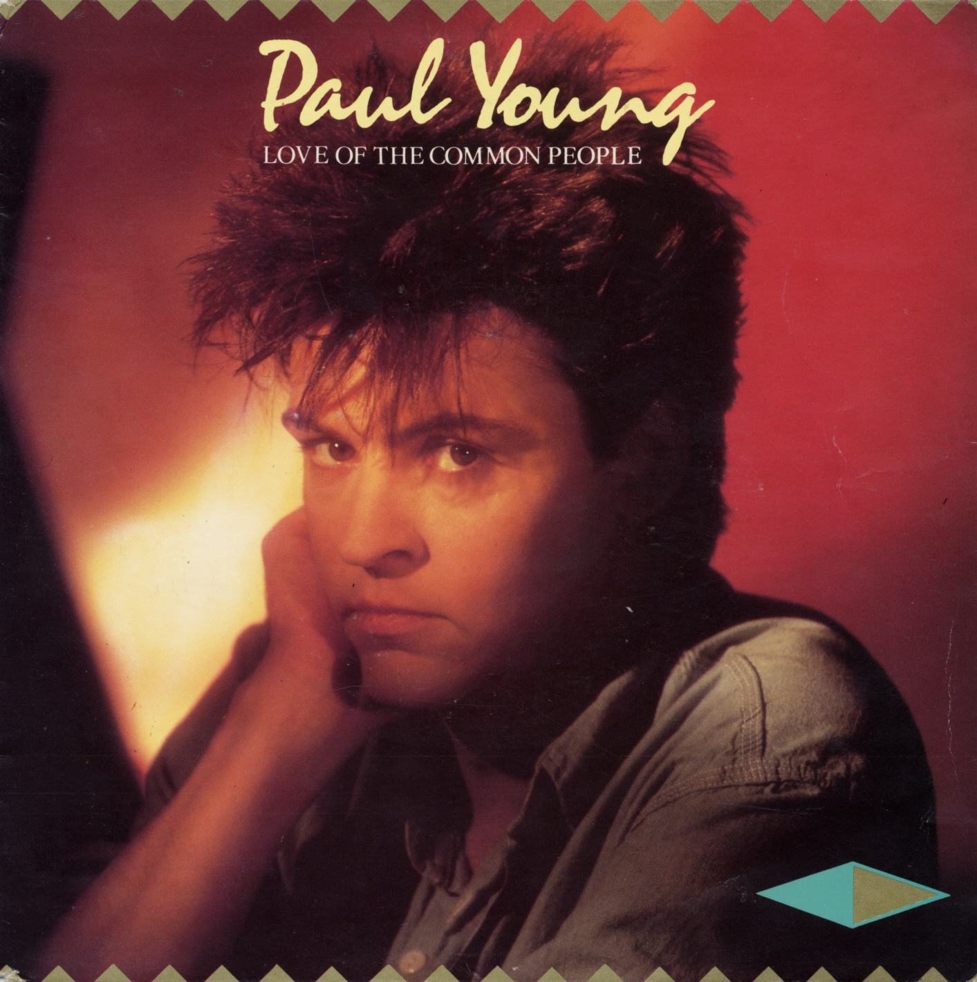 Cover: Love of the common people, Paul Young