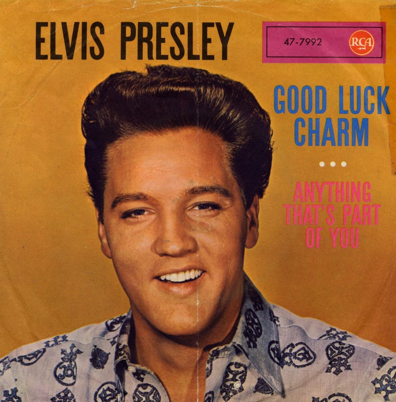 Good luck charm (Foto: Elvis Presley)