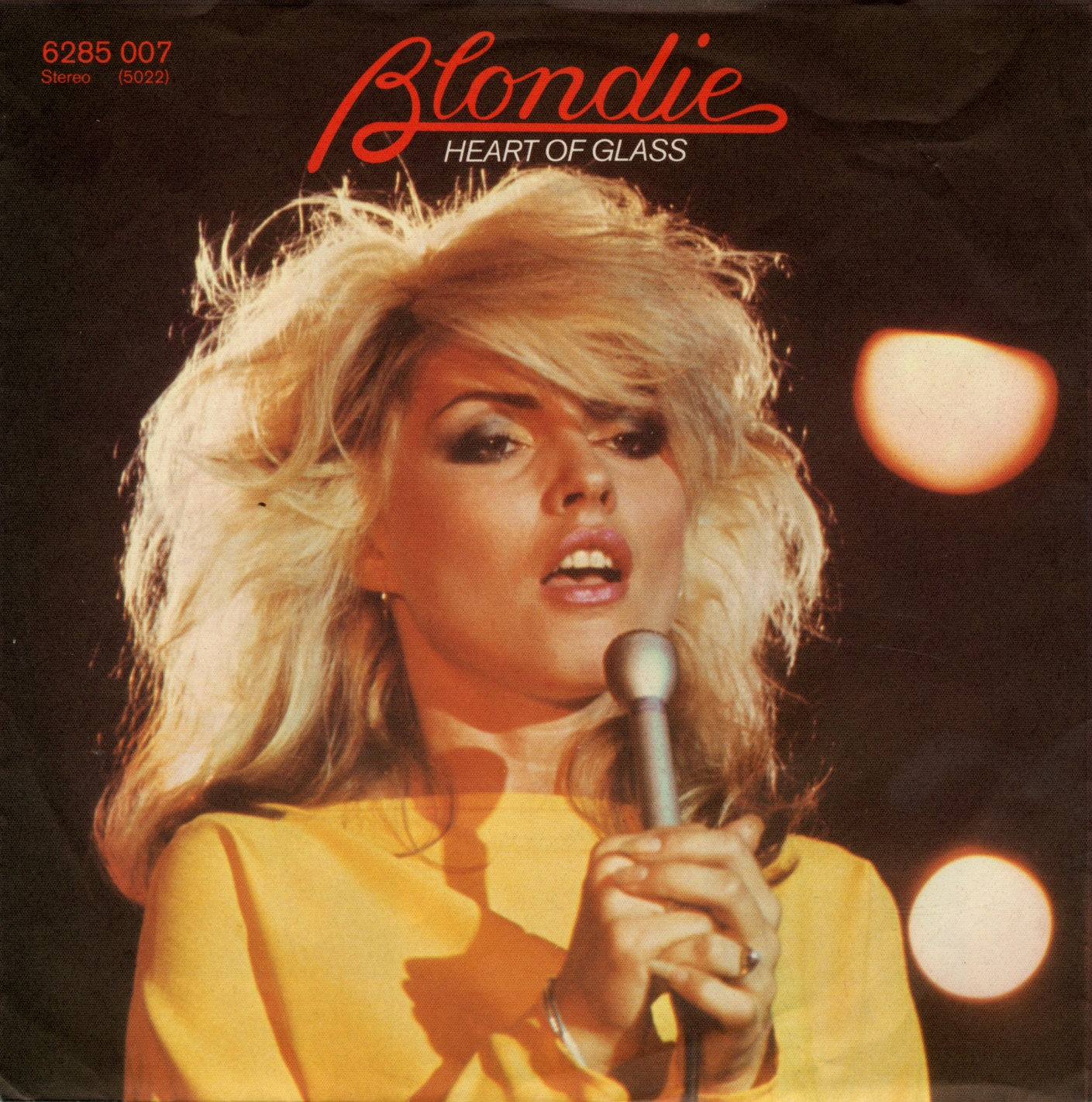 Cover: Heart of glass, Blondie