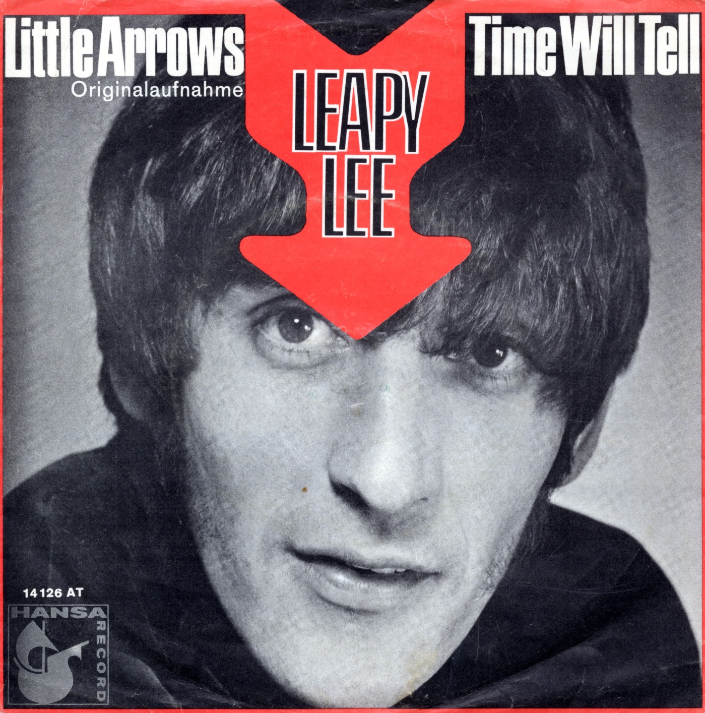 Cover: Little arrows, Leapy Lee