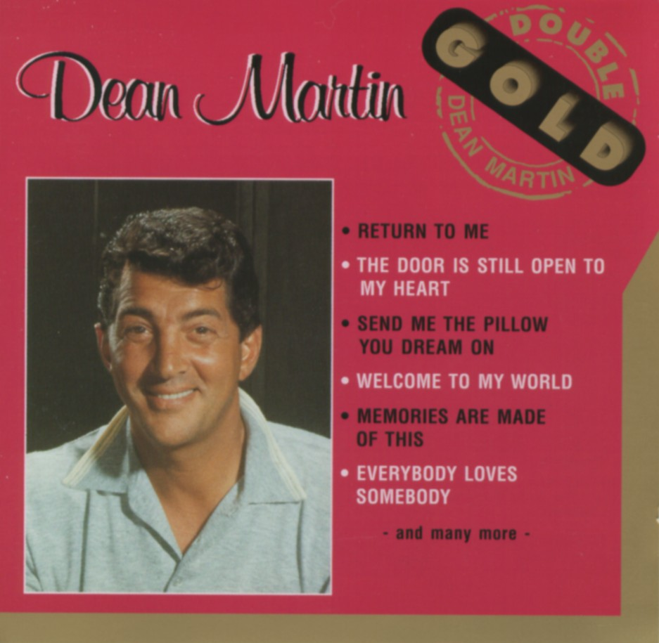 Cover: The birds and the bees, Dean Martin