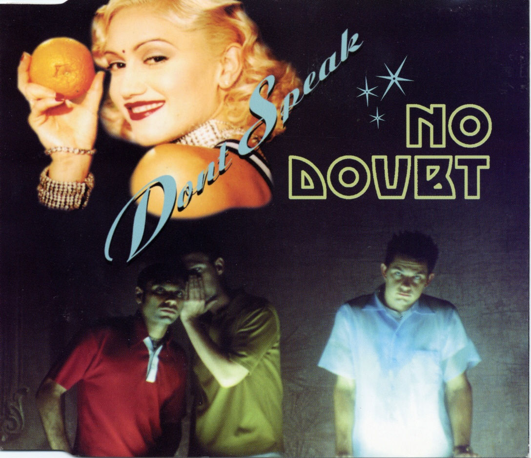 Cover: Don't speak, No Doubt