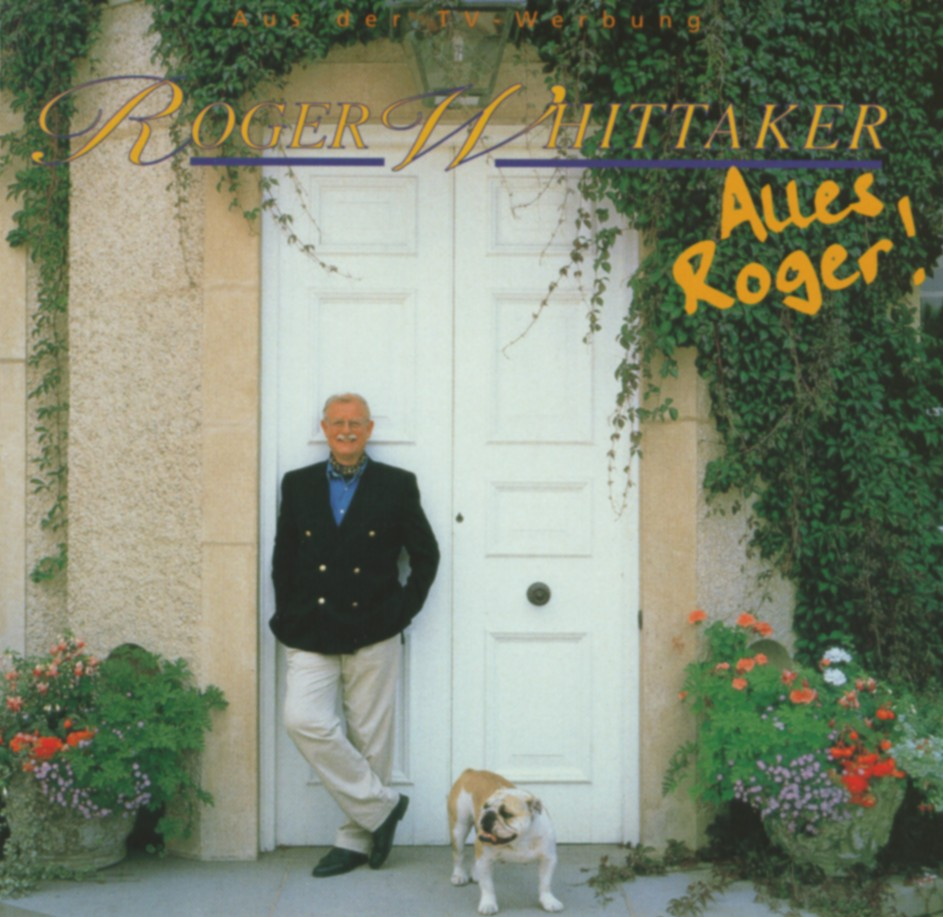 Cover: I don't believe in if any more, Roger Whittaker