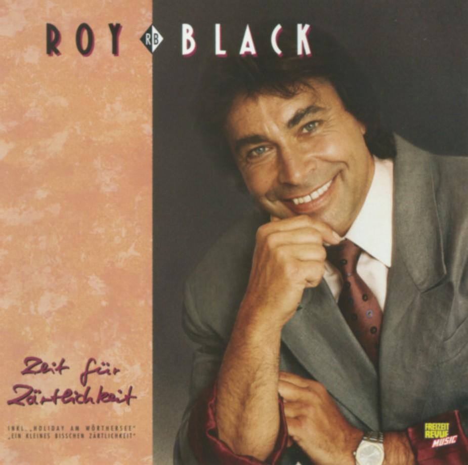 Cover: Ein kleines bißchen Zärtlichkeit, Roy Black