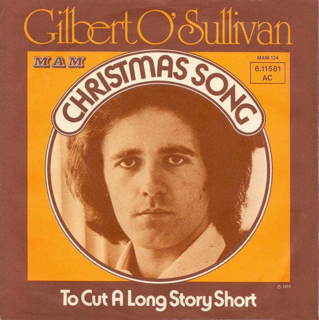 Christmas song (Foto: Gilbert O'Sullivan)