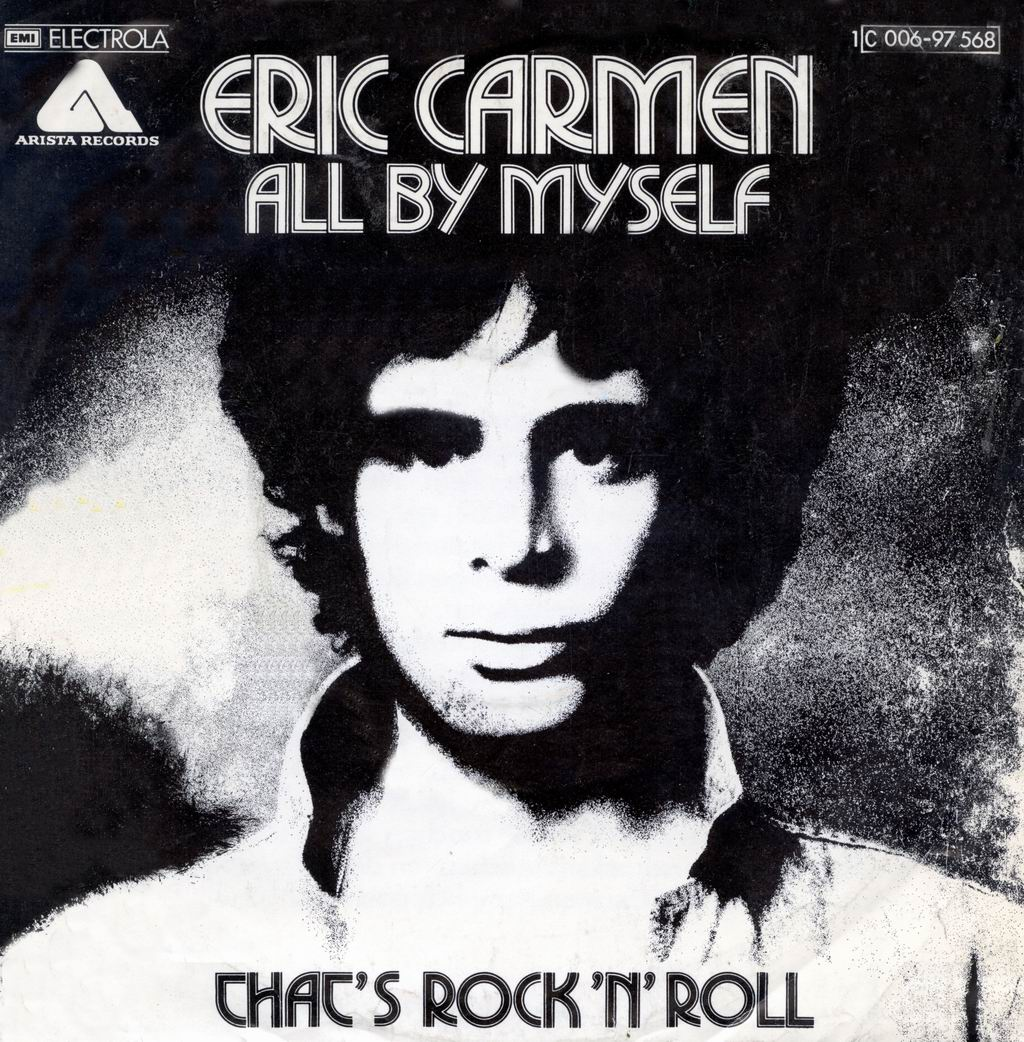 Cover: All by myself, Eric Carmen