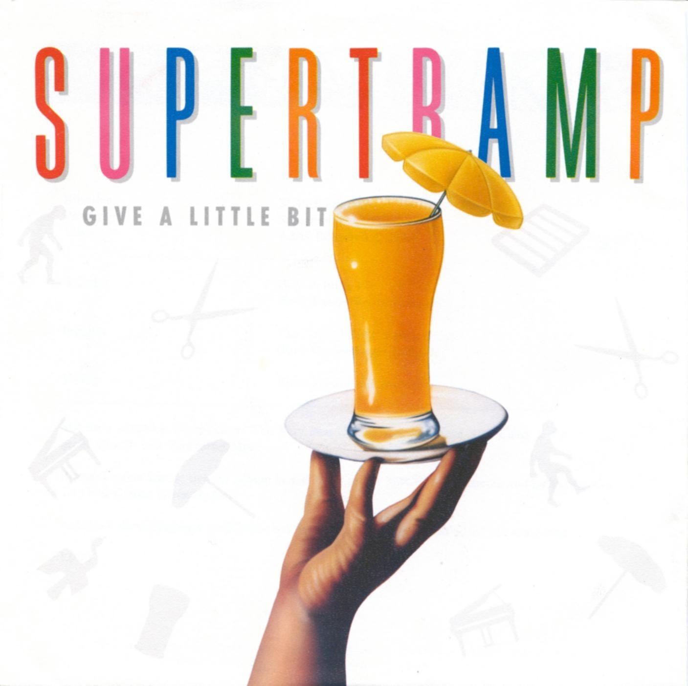 Give a little bit (Foto: Supertramp)