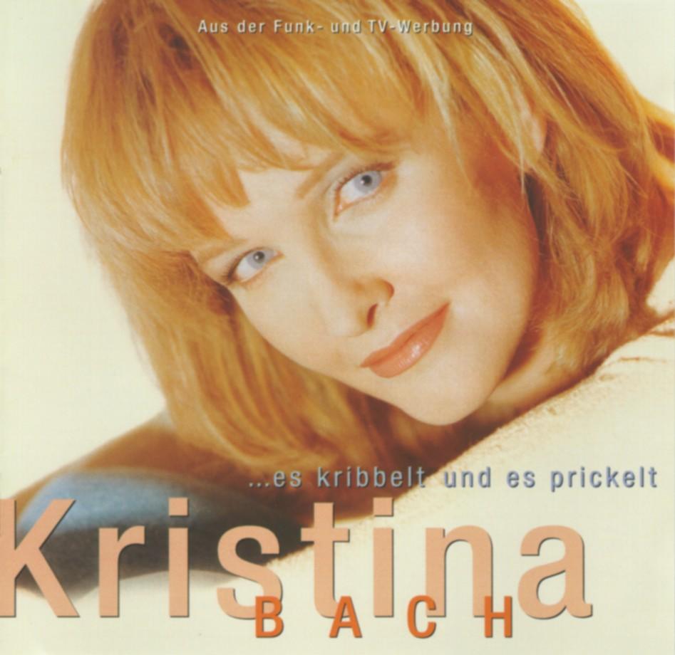 Cover: ... es kribbelt und es prickelt, Kristina Bach