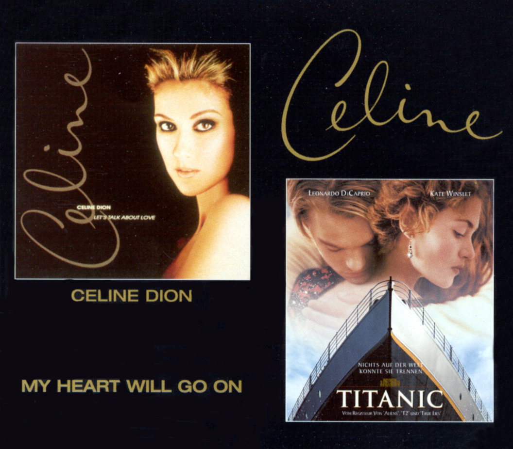 Cover: My heart will go on, Céline Dion