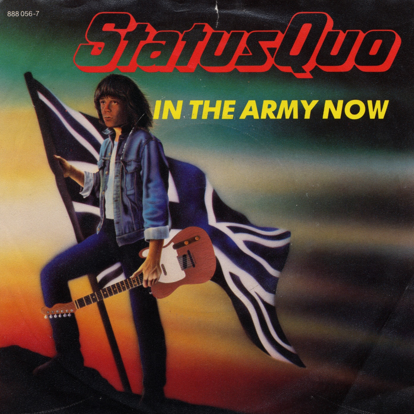 Cover: You're in the army now, Status Quo