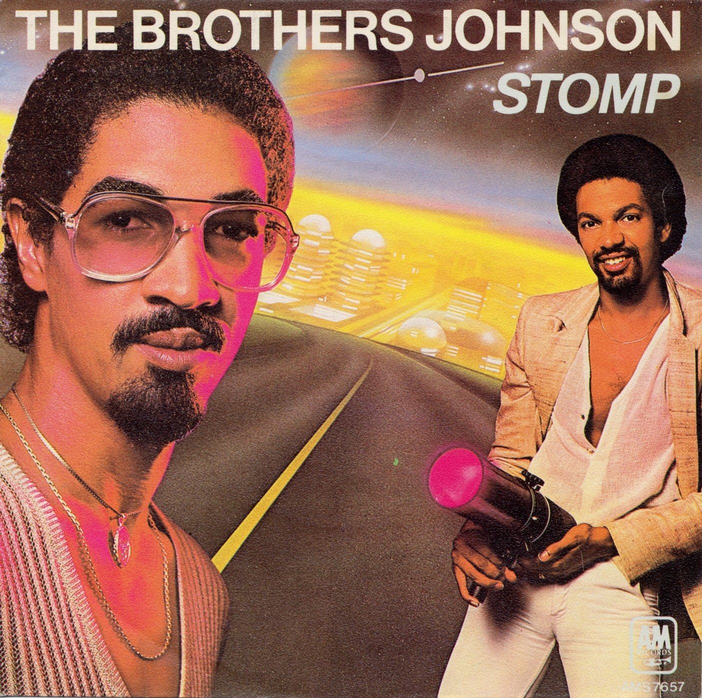 Stomp (Foto: The Brothers Johnson)