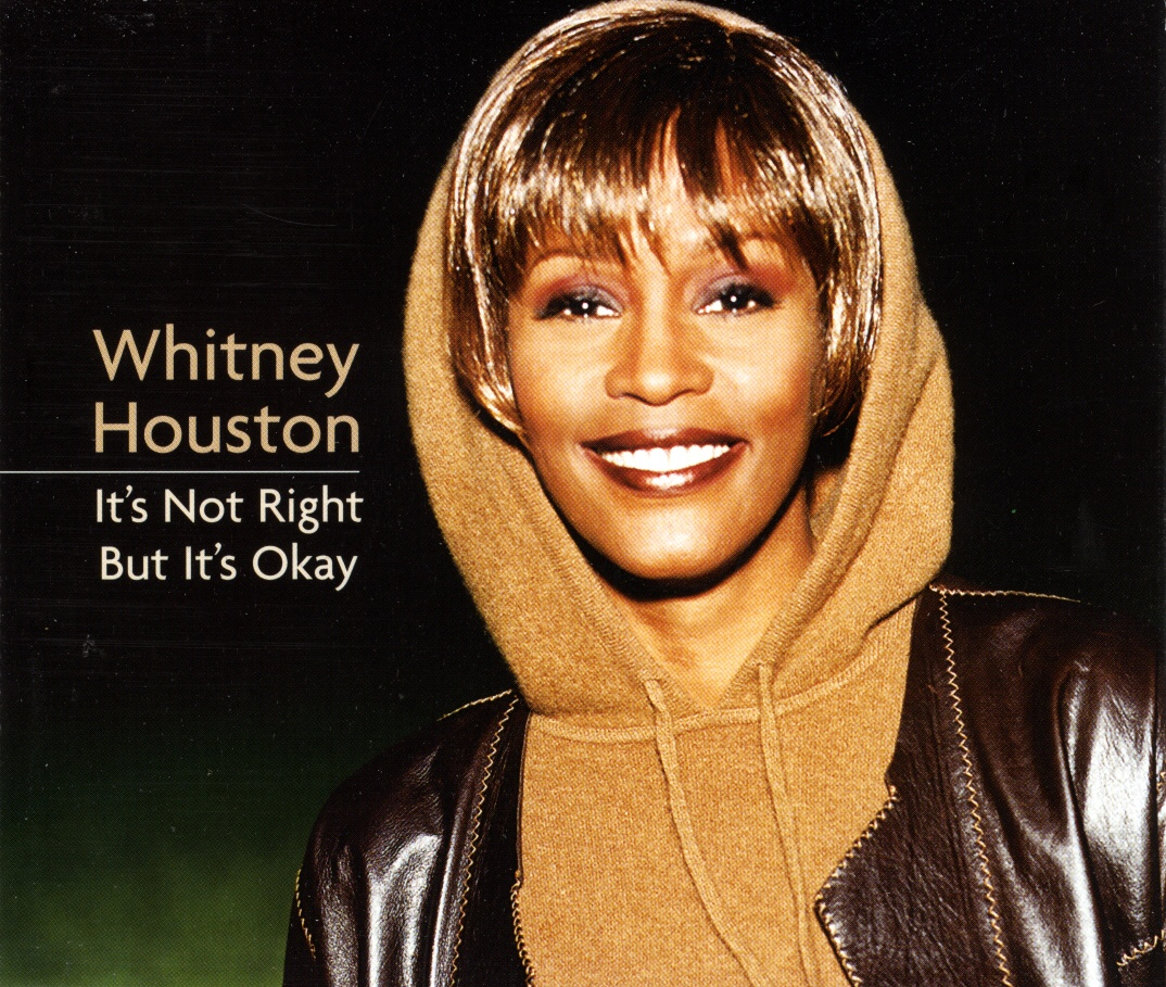 Cover: It's not right but it's okay, Whitney Houston