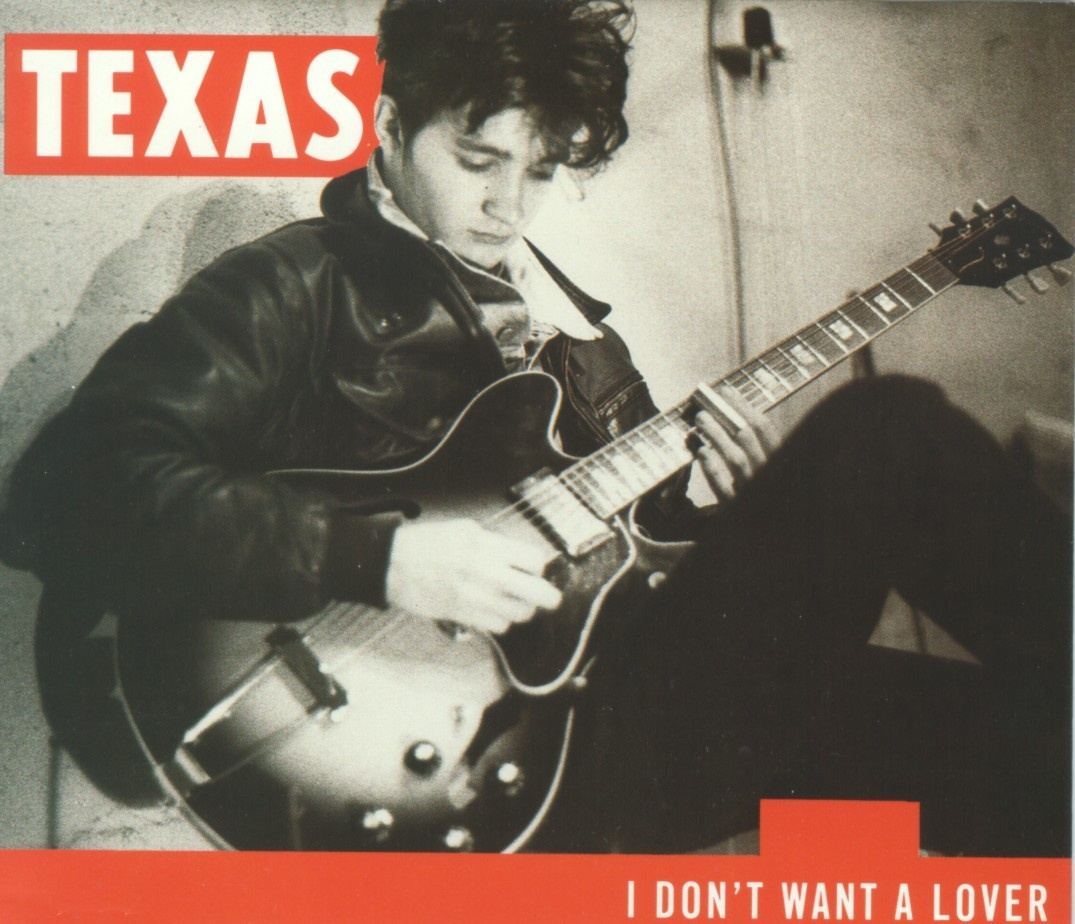 I don't want a lover (Foto: Texas)
