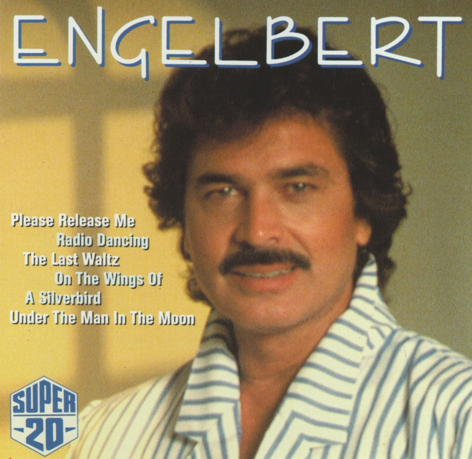 Cover: Under the man in the moon, Engelbert