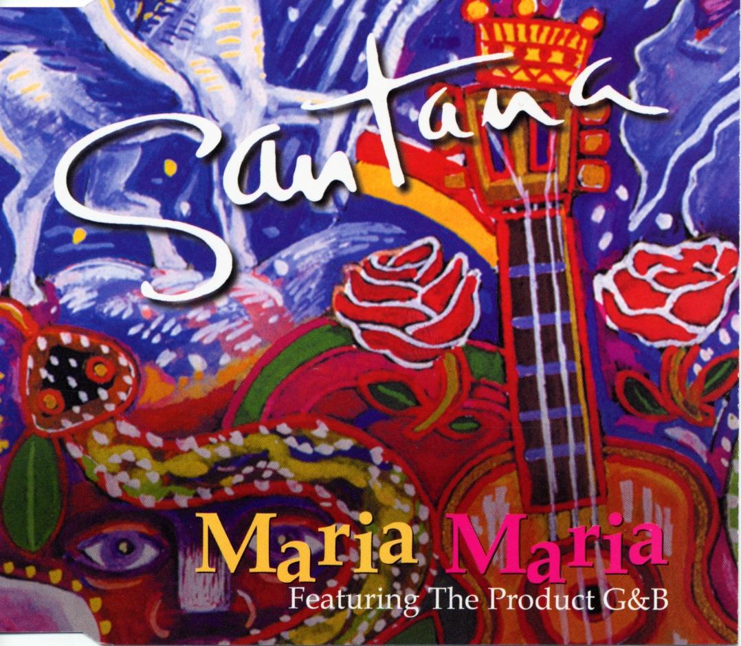 Cover: Maria Maria, Santana