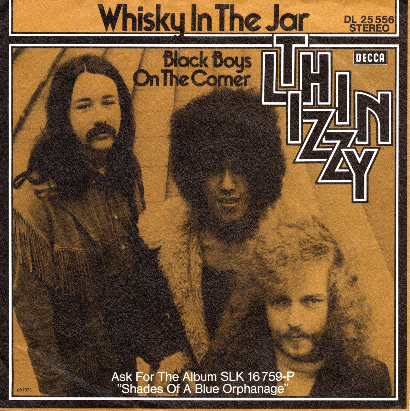 Whisky in the jar (Foto: Thin Lizzy)