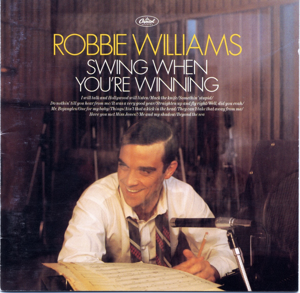 Cover: Something stupid, Robbie Williams