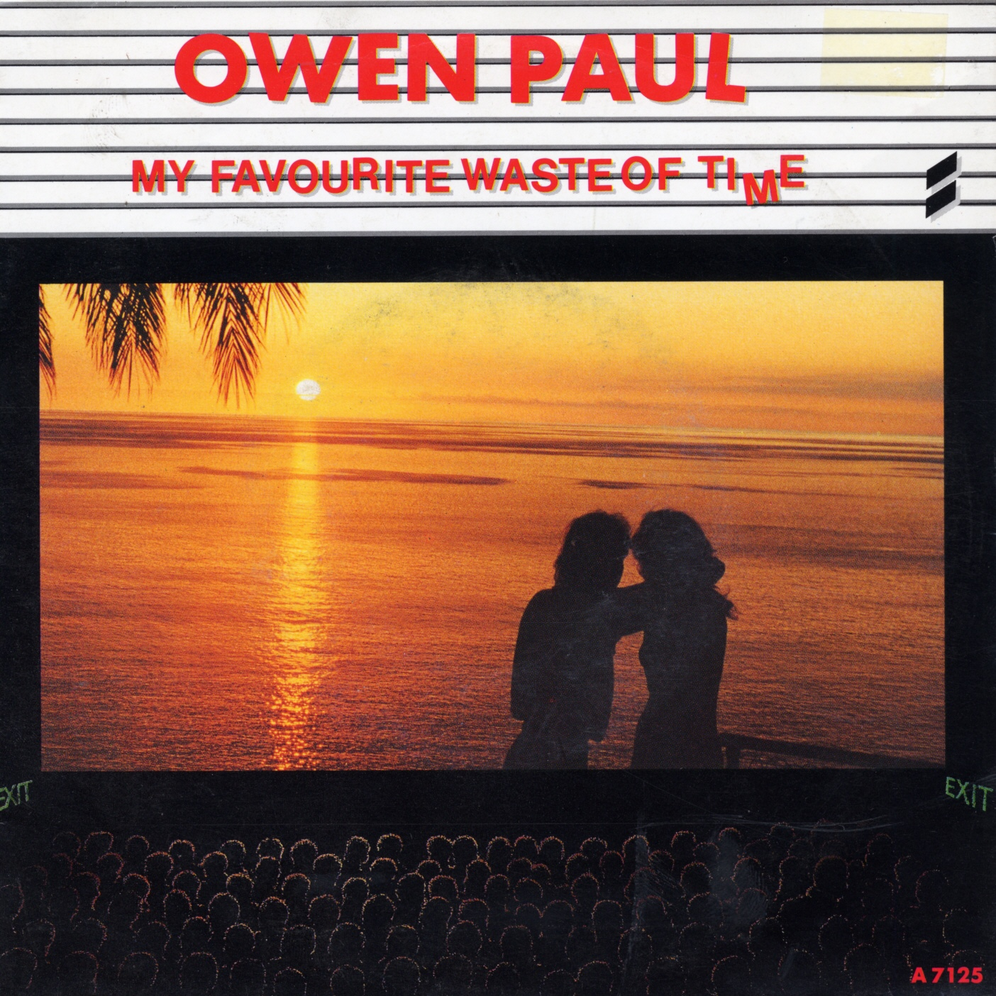 Cover: My favourite waste of time, Owen Paul