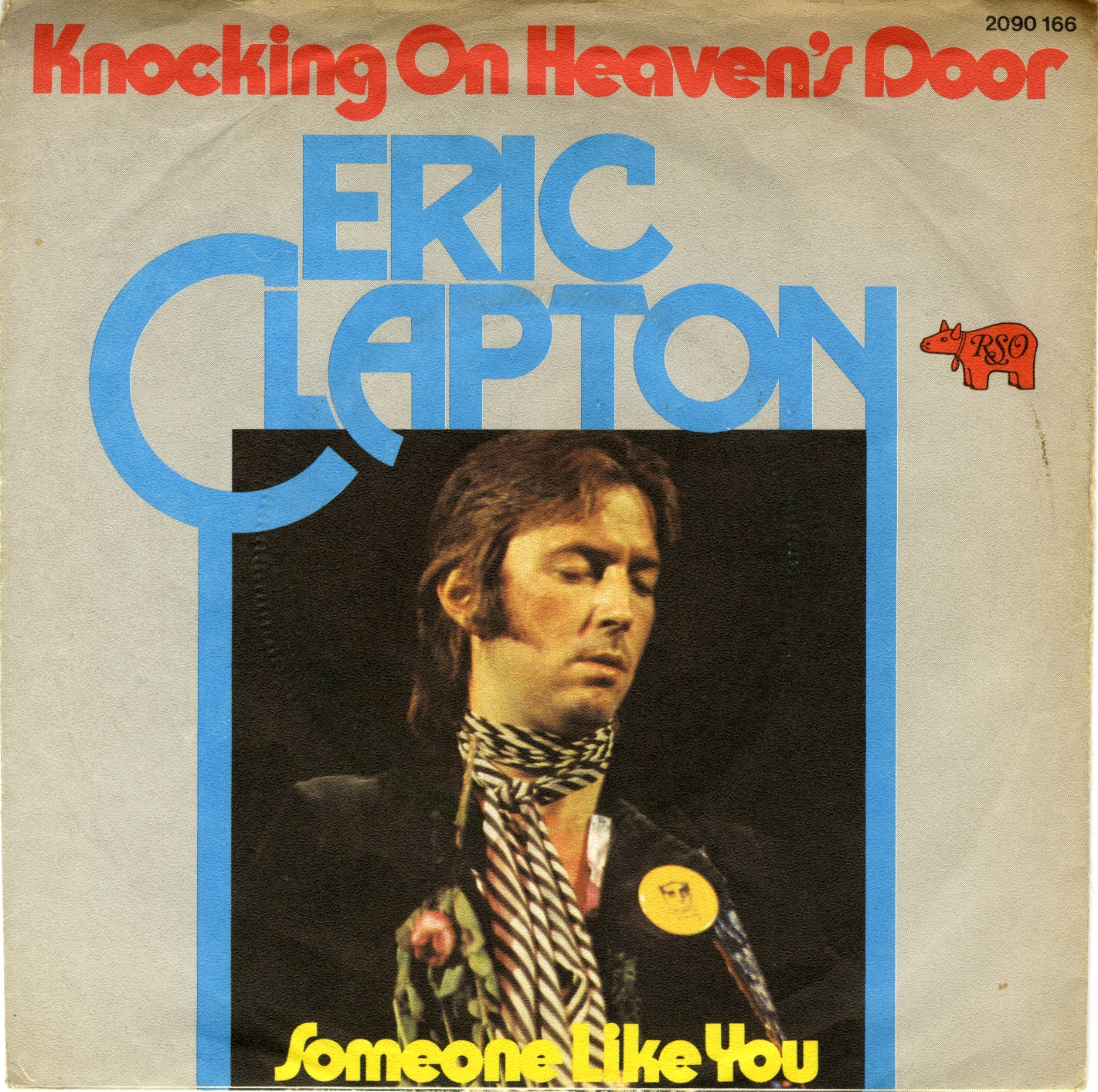 Cover: Knocking on heaven's door, Eric Clapton