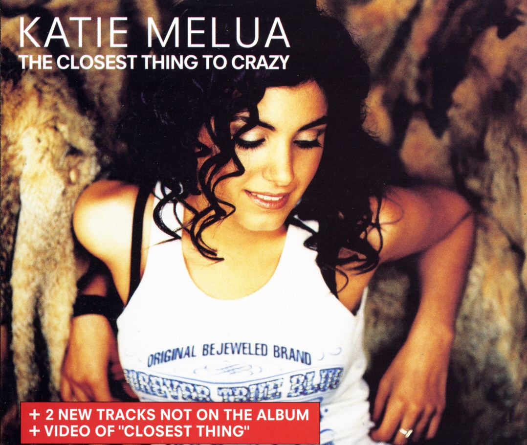Cover: The closest thing to crazy, Katie Melua