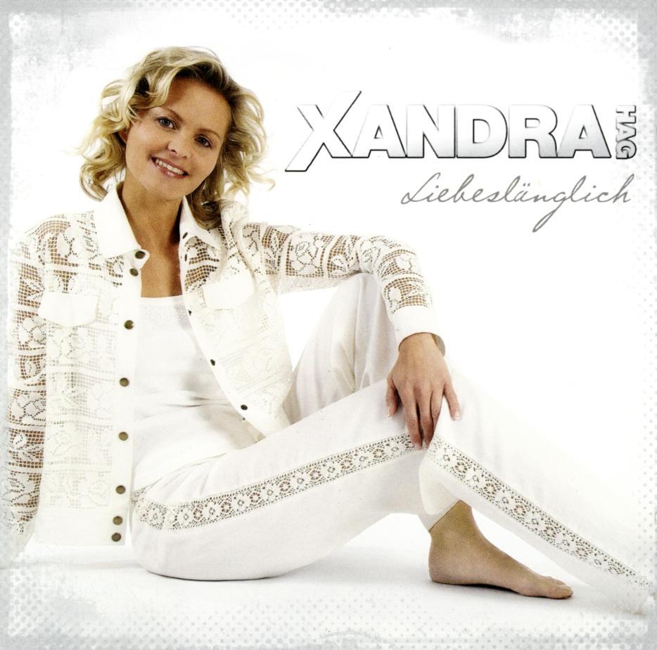 Cover: Ergib dich - ich lieb dich, Xandra Hag