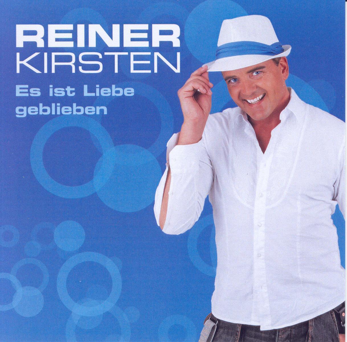Cover: Es ist Liebe geblieben, Reiner Kirsten